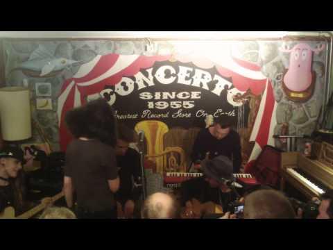 Kovacs @ Concerto Recordstore Day 2015