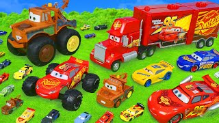 Download Cars Toys Surprise: Lightning McQueen, Mack Truck & Toy Vehicles Play for Kids Mp3 and Videos