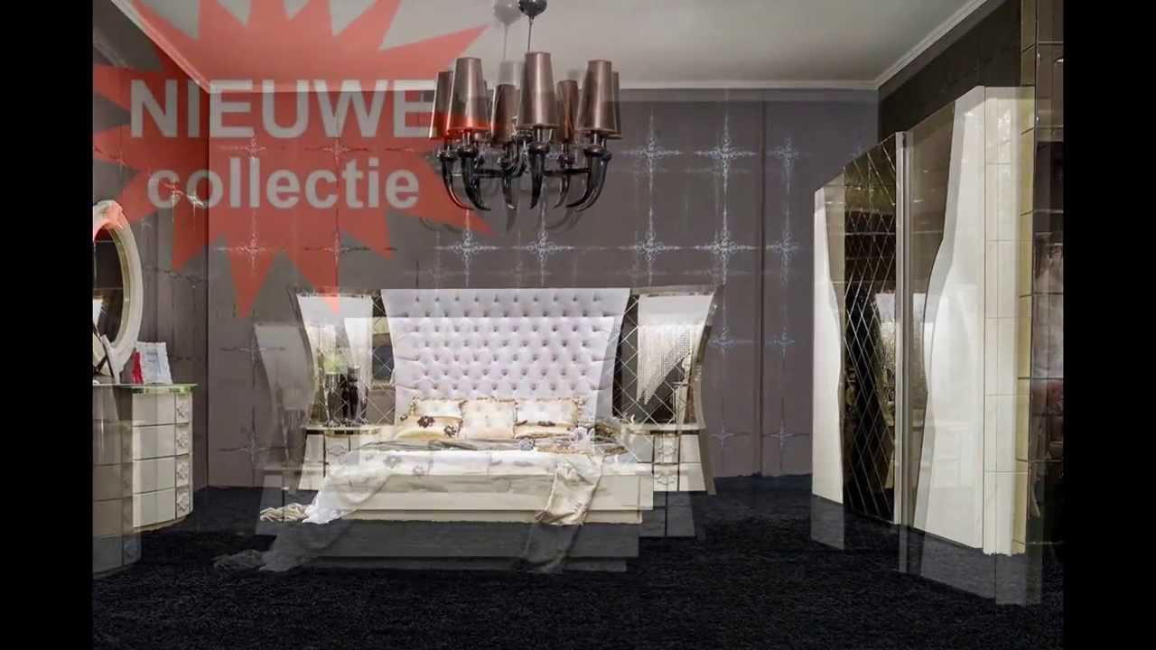 te koop woiss luxe hoogglans slaapkamer meubelen hemelbedden aanbieding youtube