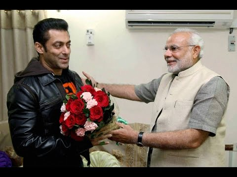 Exclusive interview with Salman and Narendra Modi