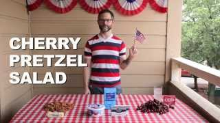 Cherry Pretzel Salad With Chris Hatcher
