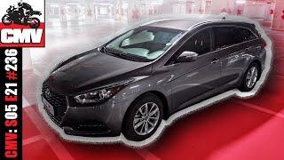 Hyundai i40 Wagon 1.6 CRDI 7DCT - Pierwsze wrażenia - Abacus - CMV#236