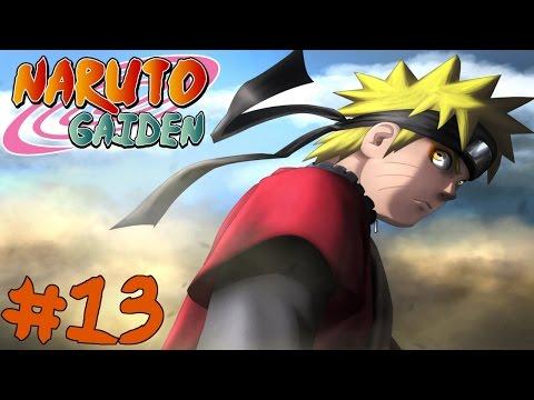 Naruto Gaiden Episode 13 (Minecraft Naruto Modpack) -- More Natural Energy! - 동영상