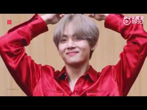 In love with Kim Tae Hyung - BTS