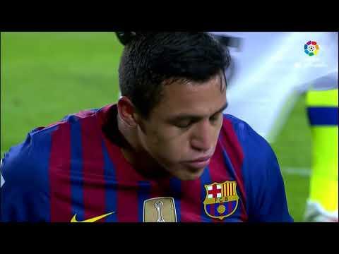 Resumen De FC Barcelona Vs Getafe CF (4-0) 2011/2012