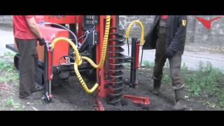 Отгрузка буровой установки Стронг Гидро СБУ 60 в дилерский центр г. Казань