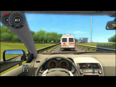 DGA Plays: City Car Driving (Ep. 1 - Gameplay / Let's Play)