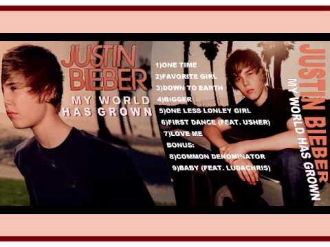 Bigger  Justin Bieber