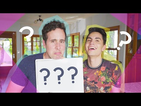 HOW WELL DO WE REALLY KNOW EACH OTHER!?!? husbands edition ft. Casey Breves