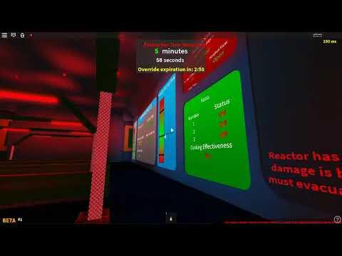 Garteon Tech Industrial Research Facility Meltdown | Roblox