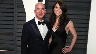 Amazon CEO Jeff Bezos to Divorce (But I'm Not Happy About it)