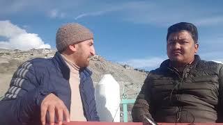 Kargil Live | A discussion on University for Ladakh between Sajjad Kargili and Zakir Zaidi.