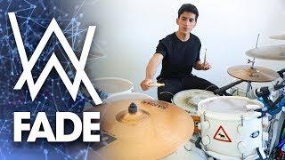 FADE - Alan Walker | Alejandro Drum Cover *Batería*