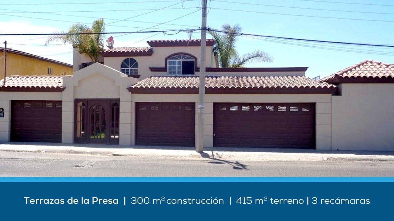 Terrazas De La Presa Casa Con Alberca En Venta Tijuana Baja California