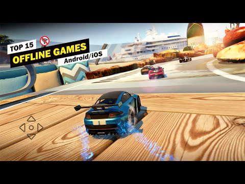Top 15 Best OFFLINE Games For Android & IOS 2019-2020!