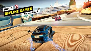 Top 15 Best Offline Games For Android & Ios 2019 2020!