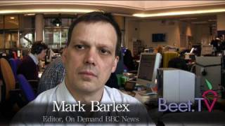 "BBC Online Video News Views Up 25 Percent in Four Months...Beet Visits the ""Beeb"""