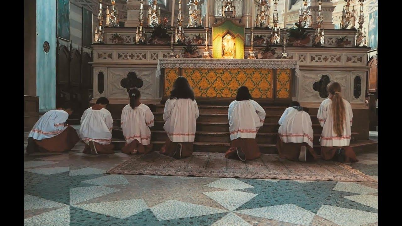 Come Servire La Messa.Corso Chierichetti Capitolo 2 La Messa Domenicale Youtube