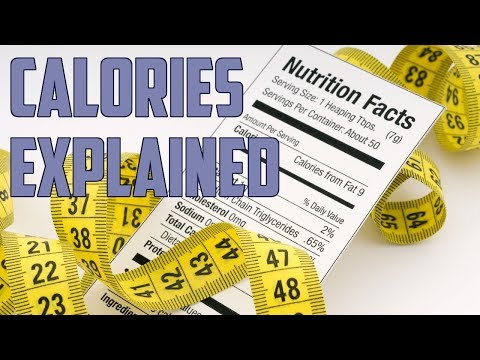 Calories Explained: Everything You Should Know (Easy to Understand!)