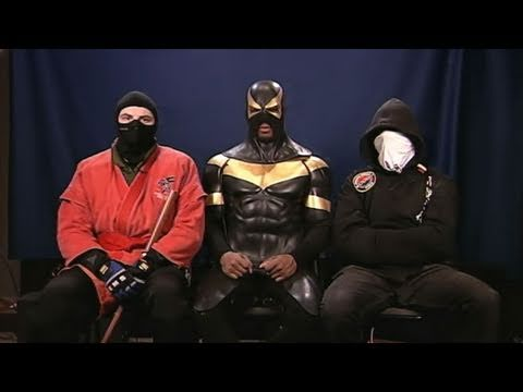 Masked Vigilantes: Heroes or Hoaxsters?