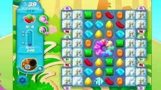 Candy Crush Soda Saga Level 320 No Boosters  2 stars
