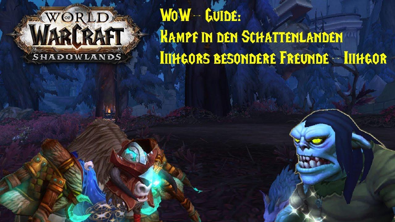 WoW-Guide: Erfolg: Kampf in den Schattenlanden - Iiihgor