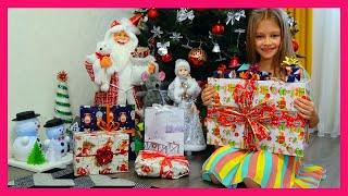 Подарки от Деда Мороза на Новый Год для Ярославы!