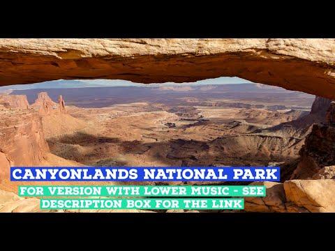 Top 8 Sights at Canyonlands National Park