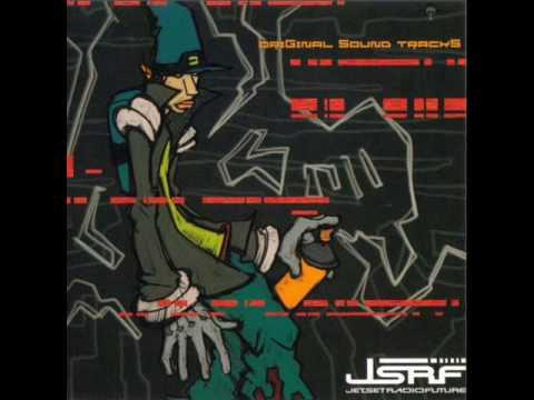 Jet Set Radio Future - Aisle 10 (lyrics)