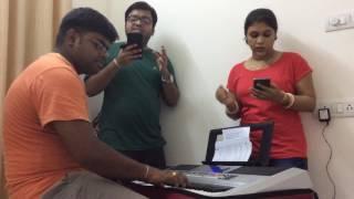 Rimjhim Gire Sawan- Abhijeet Mukherjee, Dimpi Bhattacharjee & Arindam Chakraborty