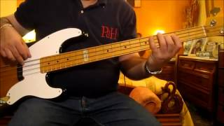 The Police - Miss Gradenko Bass Cover