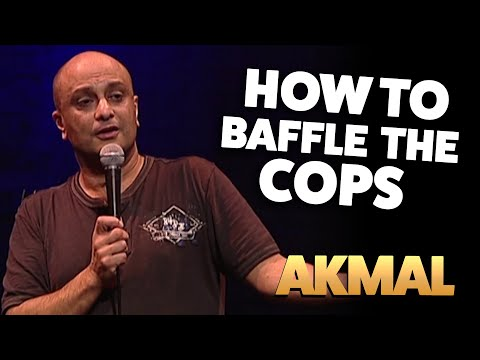 Akmal - How To Baffle The Cops