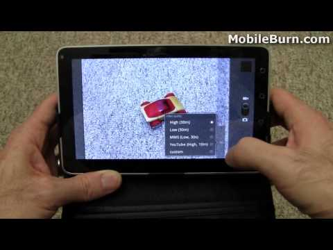 ViewSonic ViewPad 7 Android tablet - part 2 of 2