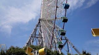 2014 8 17日 <散歩>ゆめさき線の線路沿い~天保山渡し舟~海遊館と観覧車~ガンダム展へ