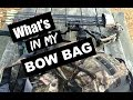 CUZ411 - WHAT'S IN MY BOW BAG