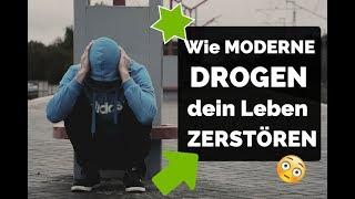 ALLE DROGEN unserer ZEIT – Wie moderne Drogendealer dich süchtig machen. Mehr als Amphetamin
