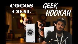 Обзор на уголь Cocos