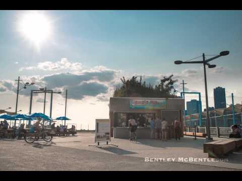 Timelapse - Brooklyn Bridge Park - Pier 6 Ample Hills Creamery