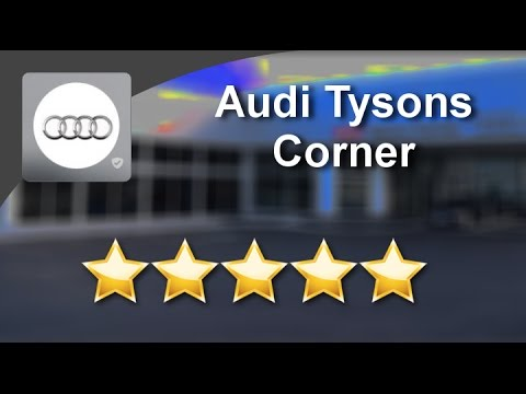 Audi Tysons Corner Vienna Perfect Five Star Review By Barbara M - Audi tysons corner