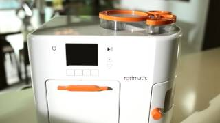 Rotimatic - Introducing Rotimatic, World's First Fully Automatic Roti Maker thumbnail