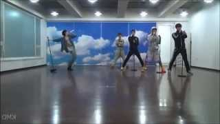 Shinee 샤이니 - Dream Girl Dance Practice