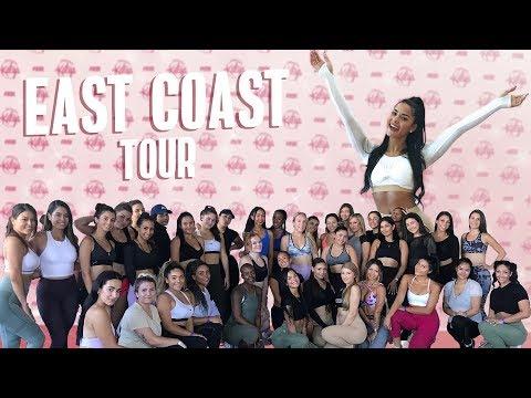 WBK Booty Camp Tour   Katya Elise Henry