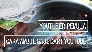 Ambil Gaji Dari YouTube Puluhan Juta - Ketemu Sesama YouTuber Saat Ambil Gaji & Berbagi Pengalaman