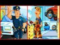 Kids Learn Professions - Policeman, Firefighter and Mechanic | Best Android Games by Gokids | HD