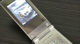Q616 simpukkapuhelin, pelkkä puhelin