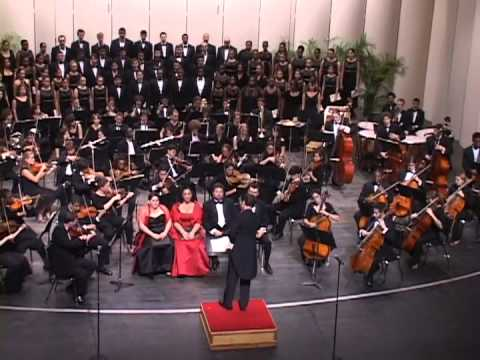 Beethoven's Ninth Symphony - New World School of the Arts
