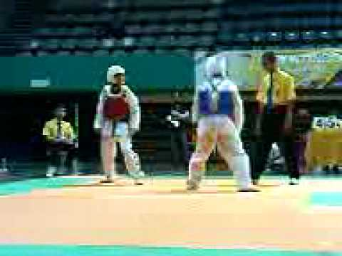 taekwondo best fight labuan!!!