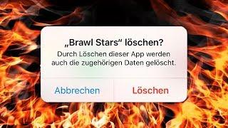 DARUM LÖSCHE ICH BRAWL STARS!!