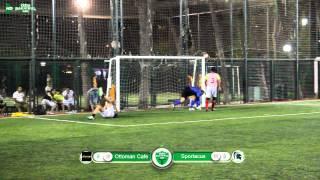 Ottoman Cafe   Sportacus iddaa Rakipbul İzmir Ligi 2014 Açılış