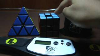 cube depot reviews qj timer qj pyraminx lanlan void cube ghost hand 2